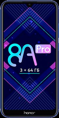 Ремонт Huawei  HONOR 8A Pro