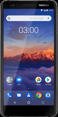 Ремонт Nokia  3.1