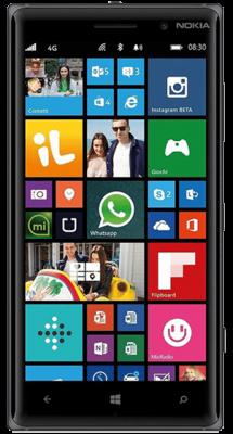 Ремонт Nokia  Lumia 830