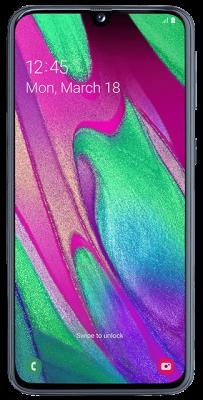 Ремонт Samsung  Galaxy A40