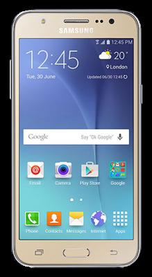 Ремонт Samsung  Galaxy J5 2015