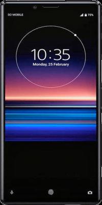 Ремонт Sony  Xperia 1