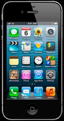 Ремонт Ремонт iPhone 4s