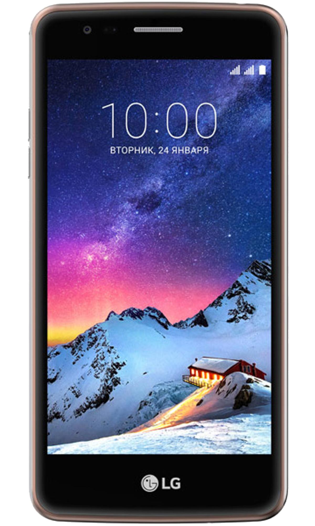 Ремонт телефона LG K8 2017